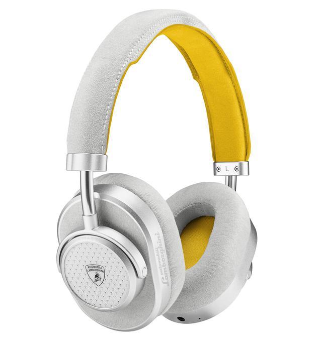 画像2: 最高級の品質で作られたランボルギーニのワイヤレスヘッドフォン