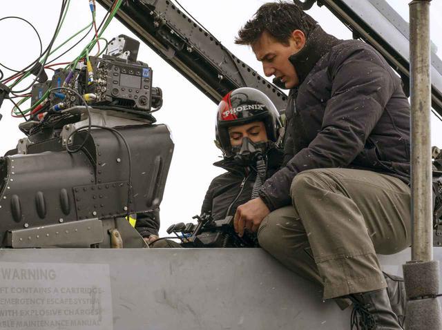 画像: 『トップガン マーヴェリック』撮影で「しなかったこと」がさすが - フロントロウ -海外セレブ情報を発信