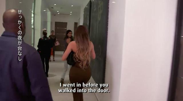 画像: 先に借りる約束をしていた服をカイリーに取られて怒るケンダル。
