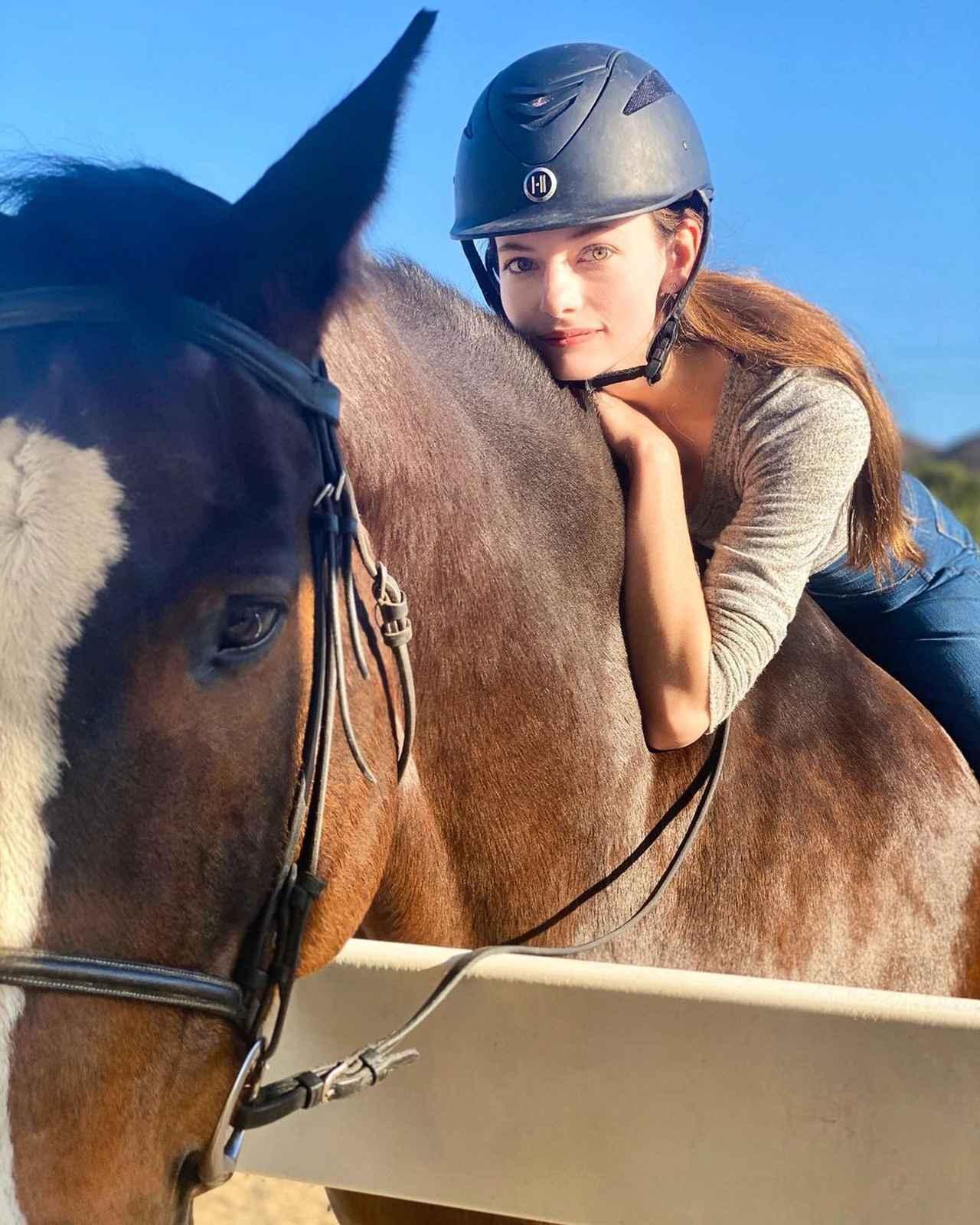 画像3: <趣味>インスタはテコンドーや馬の写真でいっぱい