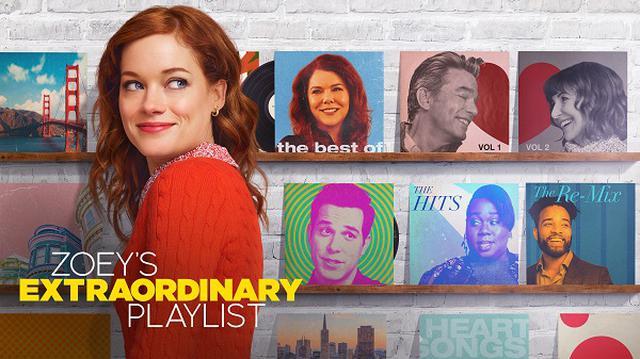 画像: 「Zoey's Extraordinary Playlist」©MMXIX, LIONS GATE TELEVISION INC. AND UNIVERSAL TELEVISION, LLC ALL RIGHTS RESERVED.