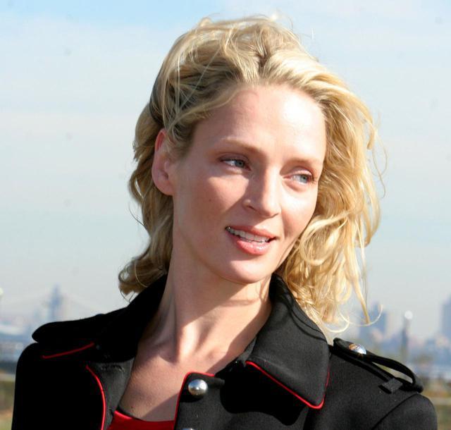 画像: 2005年当時のユマ・サーマン。