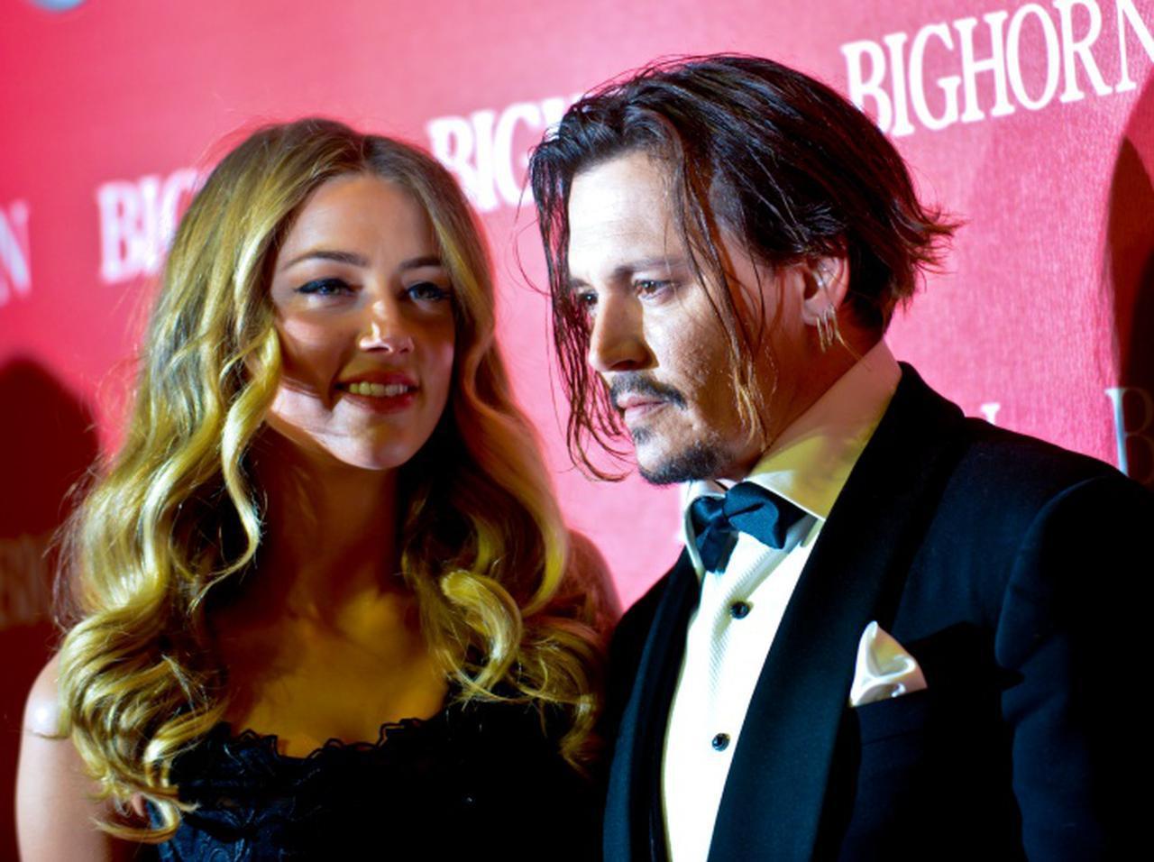 画像: ジョニー・デップ、元妻アンバー・ハードの『アクアマン』降板を求む - フロントロウ -海外セレブ情報を発信