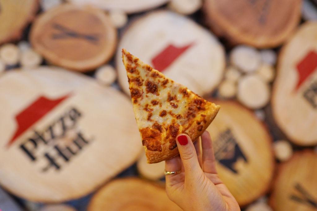 画像: ピザハットの未来を変えた「スタッフト・クラスト」