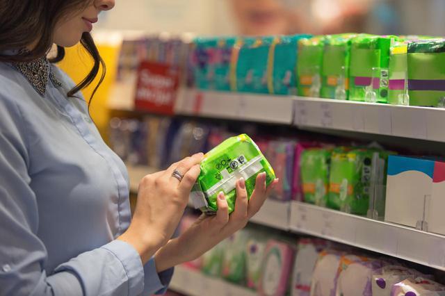 画像: イギリスで生理用品に対する税金廃止