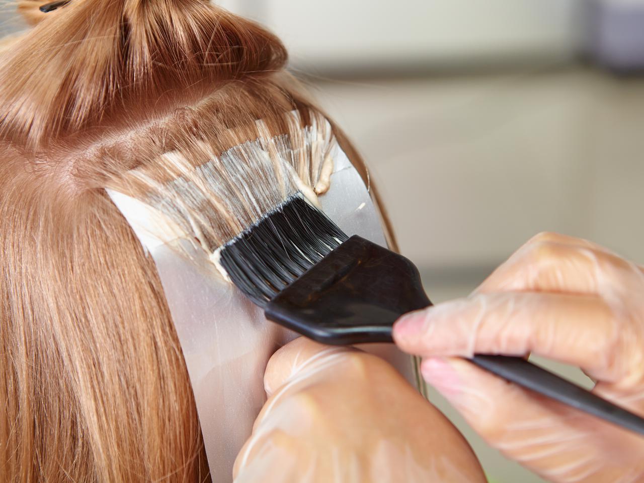 画像: 注意点1.明るい髪色にしないと「色」は入りにくい