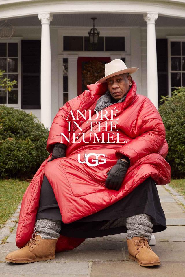 画像2: UGGの春夏キャンペーンにアンドレ・レオン・タリーが登場