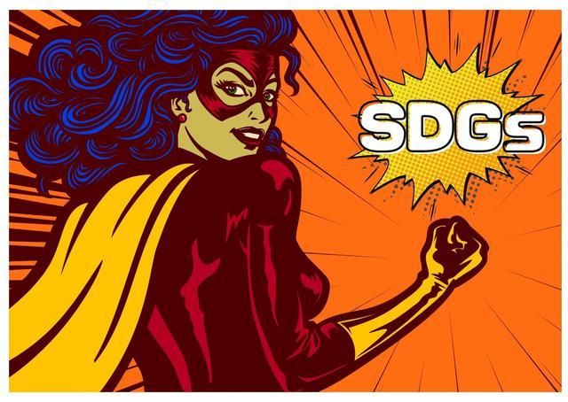 画像: SDGsのポイント3<これまでとの違い> アメコミ映画級のスーパーヒーローがやって来た