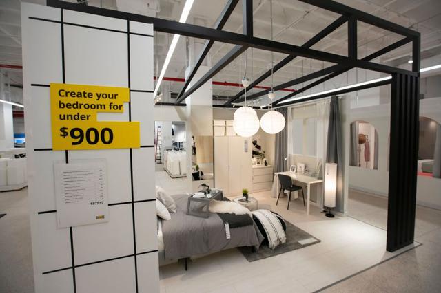 """画像1: IKEAのショールームにある""""謎の箱""""は一体なんのために?"""