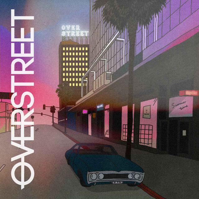画像2: 新作EP『OVERSTREET』の配信がスタート