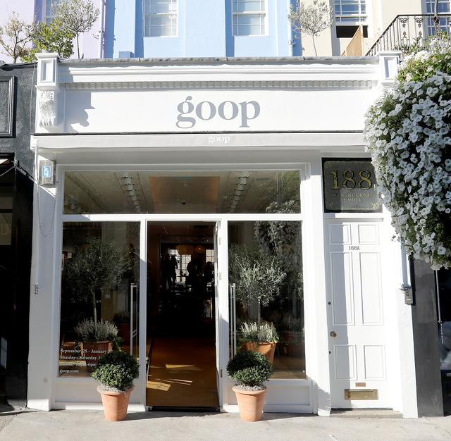 画像: Goopが被害報告に反応