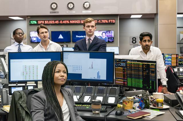 画像: 投資銀行業界のリアルを描くドラマ『INDUSTRY(原題)』