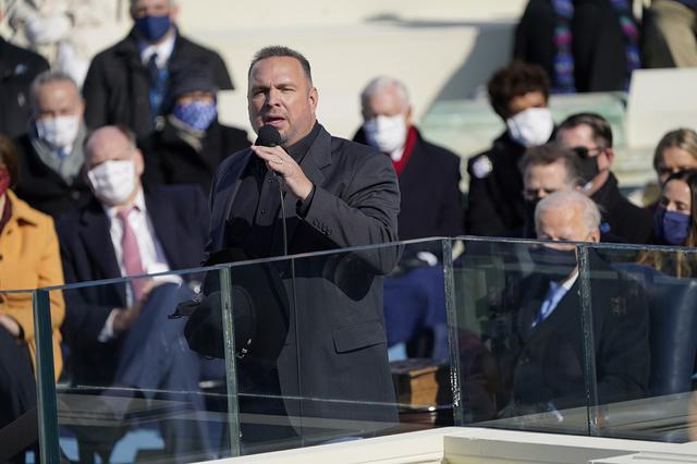 画像: 共和党支持を表明するシンガーが「団結」を促す