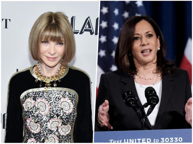 画像: カマラ・ハリス次期米副大統領が米Vogue誌の表紙を飾り炎上、一体なぜ? - フロントロウ -海外セレブ情報を発信