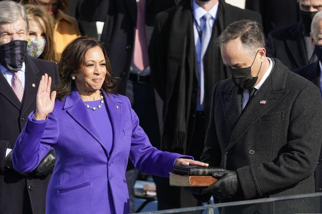 画像: 『ザ・シンプソンズ』がカマラ・ハリス副大統領就任を予見か