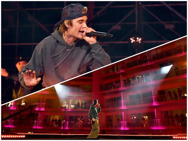 画像: 昨年の大みそかに約3年ぶりとなるコンサート「New Year's Eve Live with Justin Bieber」を開催したジャスティン・ビーバー。