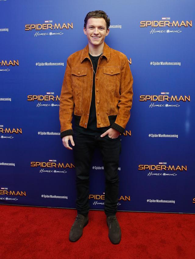 画像: トム・ホランドがスパイダーマン役のオーディションを回想