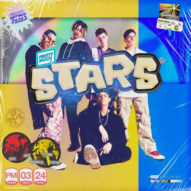 画像: プリティマッチが新曲「Stars」をリリース