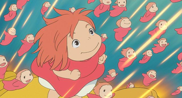 画像: © 2008 Studio Ghibli・NDHDMT
