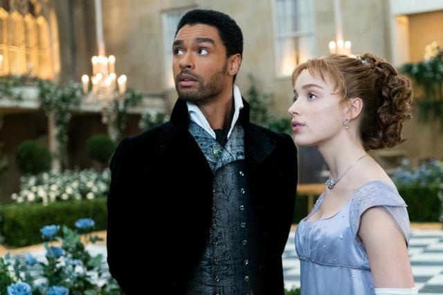 画像: 『ブリジャートン家』、「有色人種が貴族」として描かれるのは変?キャストが反論 - フロントロウ -海外セレブ情報を発信