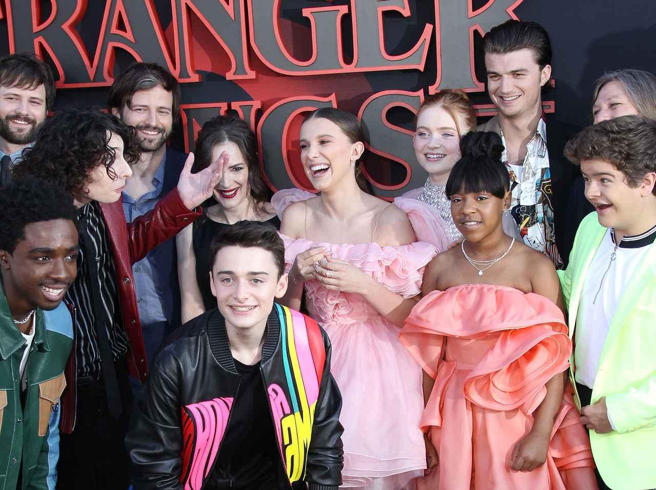 シングス 4 ストレンジャー Netflix『ストレンジャー・シングス』全世界待望のシーズン4、ついに制作スタート!
