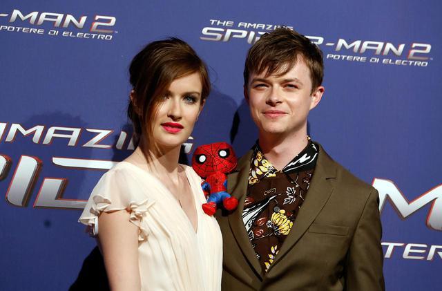 画像2: デイン・デハーンが『スパイダーマン』復帰について語る