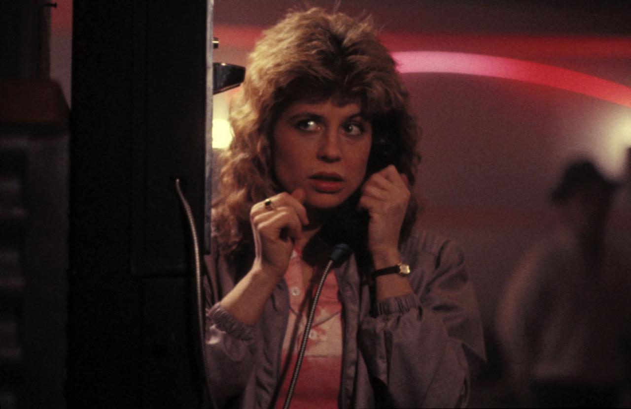 画像: 『ターミネーター』のリンダ・ハミルトン。 ⓒORION PICTURES / Album/Newscom