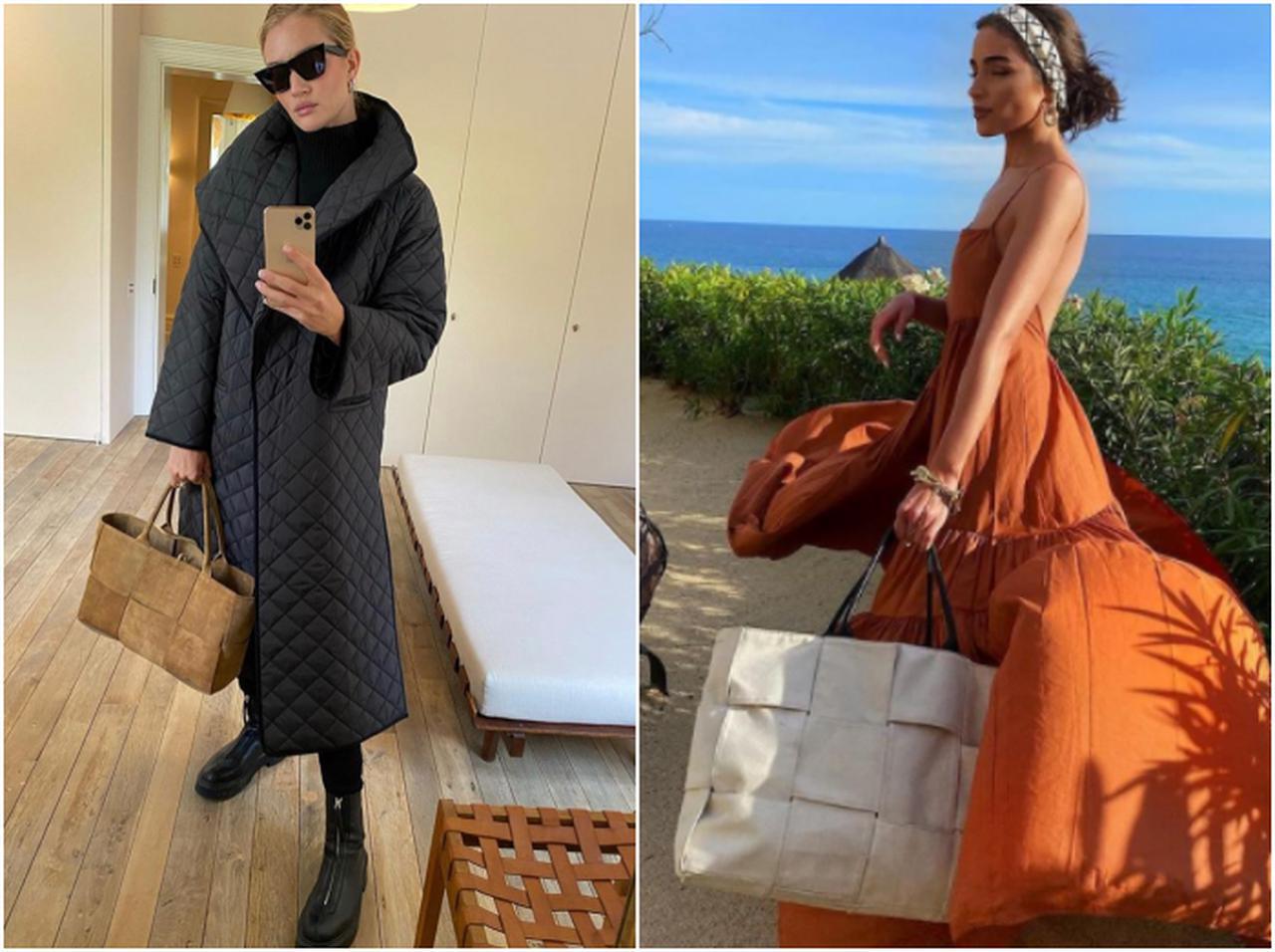 画像: 人気モデルのロージー・ハンティントン・ホワイトリー&オリヴィア・カルポ