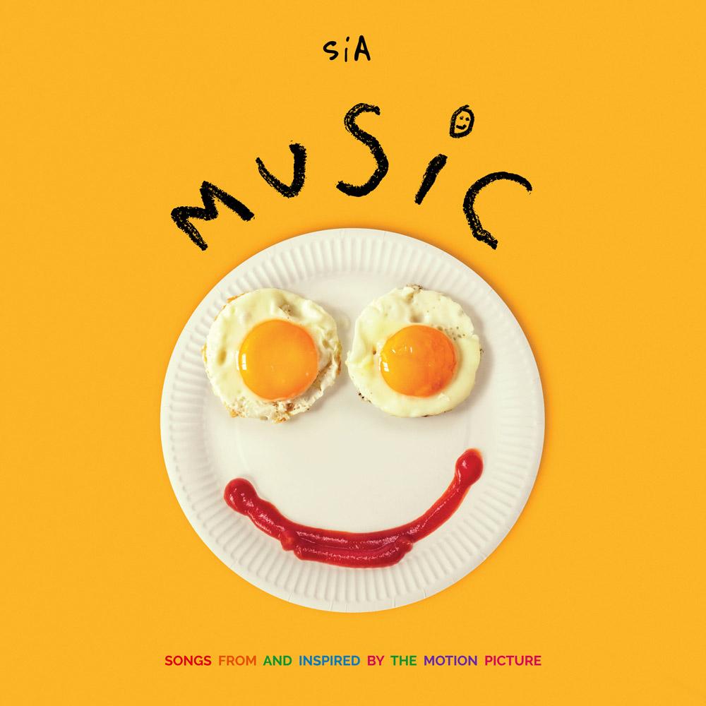 画像1: シーアがニューアルバム『ミュージック』をリリース