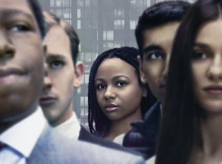 """レナ・ダナムも絶賛して参加! 投資銀行の正社員の座を巡る""""ブラック""""な青春ドラマ『インダストリー』"""