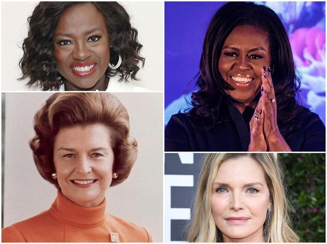 画像: オバマ、ルーズベルト…、歴代ファーストレディ達を描く『The First Lady』にミシェル・ファイファーなど豪華俳優陣 - フロントロウ -海外セレブ情報を発信