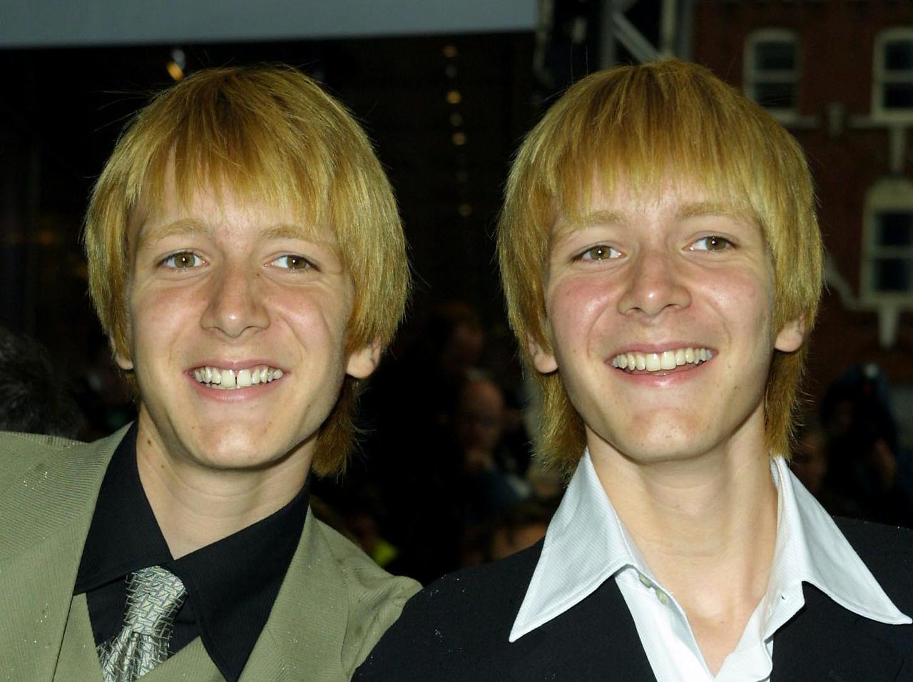 画像: 『ハリー・ポッター』シリーズの人気双子フレッドとジョージ
