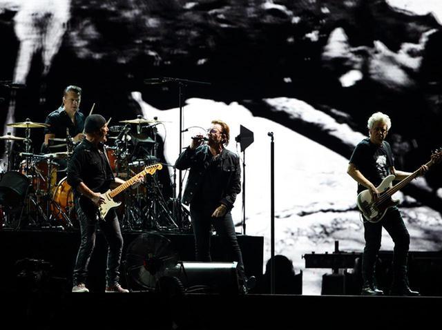 画像: U2がボノの娘のせいで出来なかったこととは?