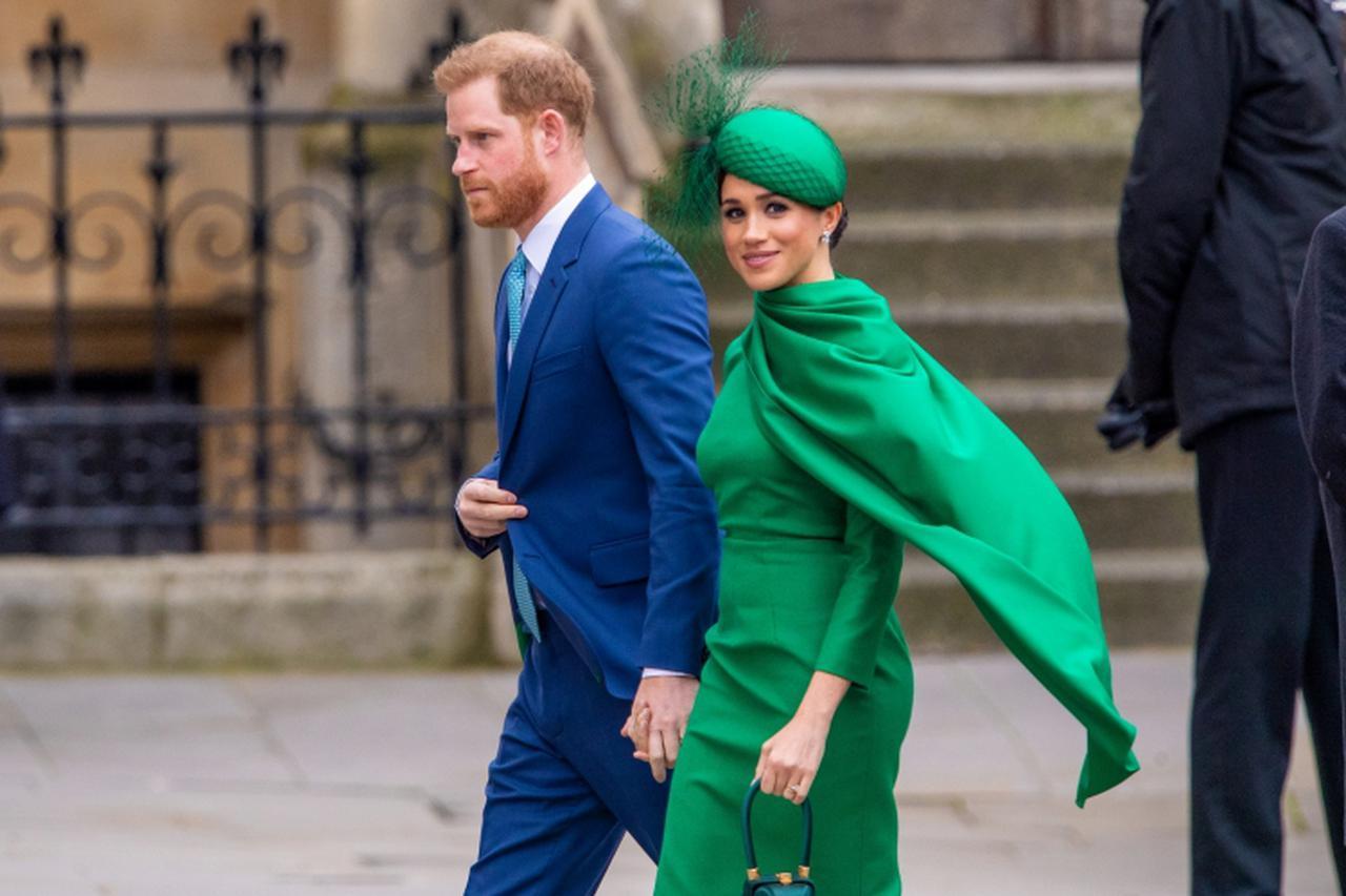 画像1: ヘンリー王子&メーガン妃、王室職務への復帰の可能性はなし