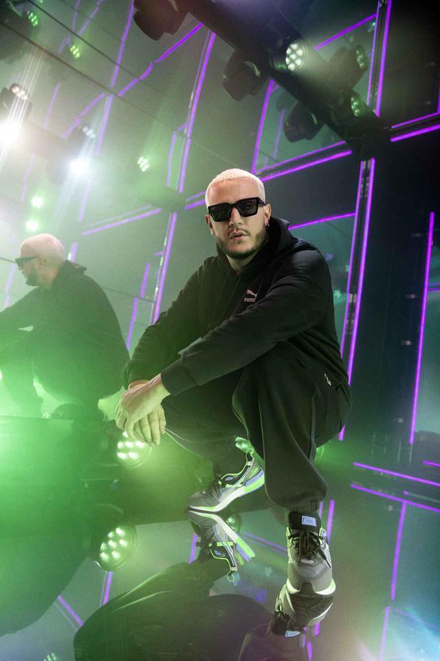 画像1: DJスネイクがプーマの新作スニーカーのアンバサダーに