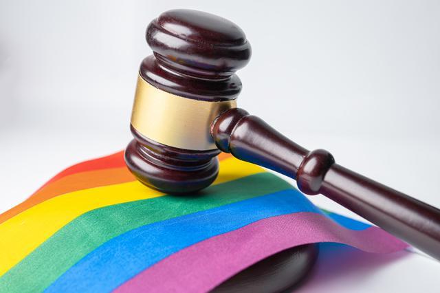 画像: LGBTQ+の人々に対する差別を禁止する平等法が可決