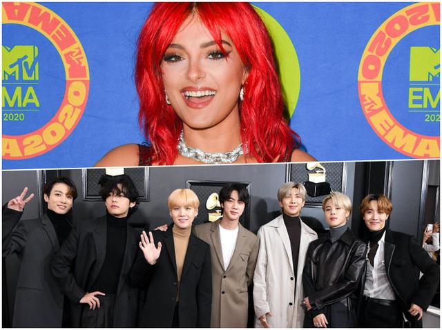 画像: ビービー・レクサ、BTSのために曲を書いていることを明かす - フロントロウ -海外セレブ情報を発信