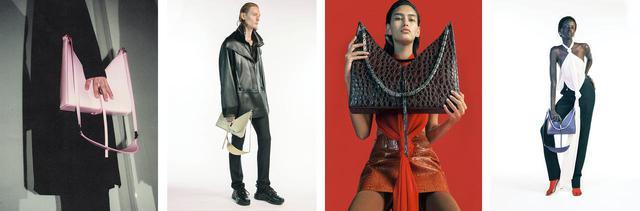 画像1: ジバンシィの最新バッグの形が斬新