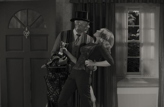 画像: マーベル初のシットコムを、映画スターの2人が見事な作品へと昇華させている。
