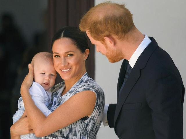 """画像: メーガン妃、息子アーチーの「肌の色」に対する""""懸念""""を口にした王室メンバーがいたことを告白 - フロントロウ -海外セレブ情報を発信"""