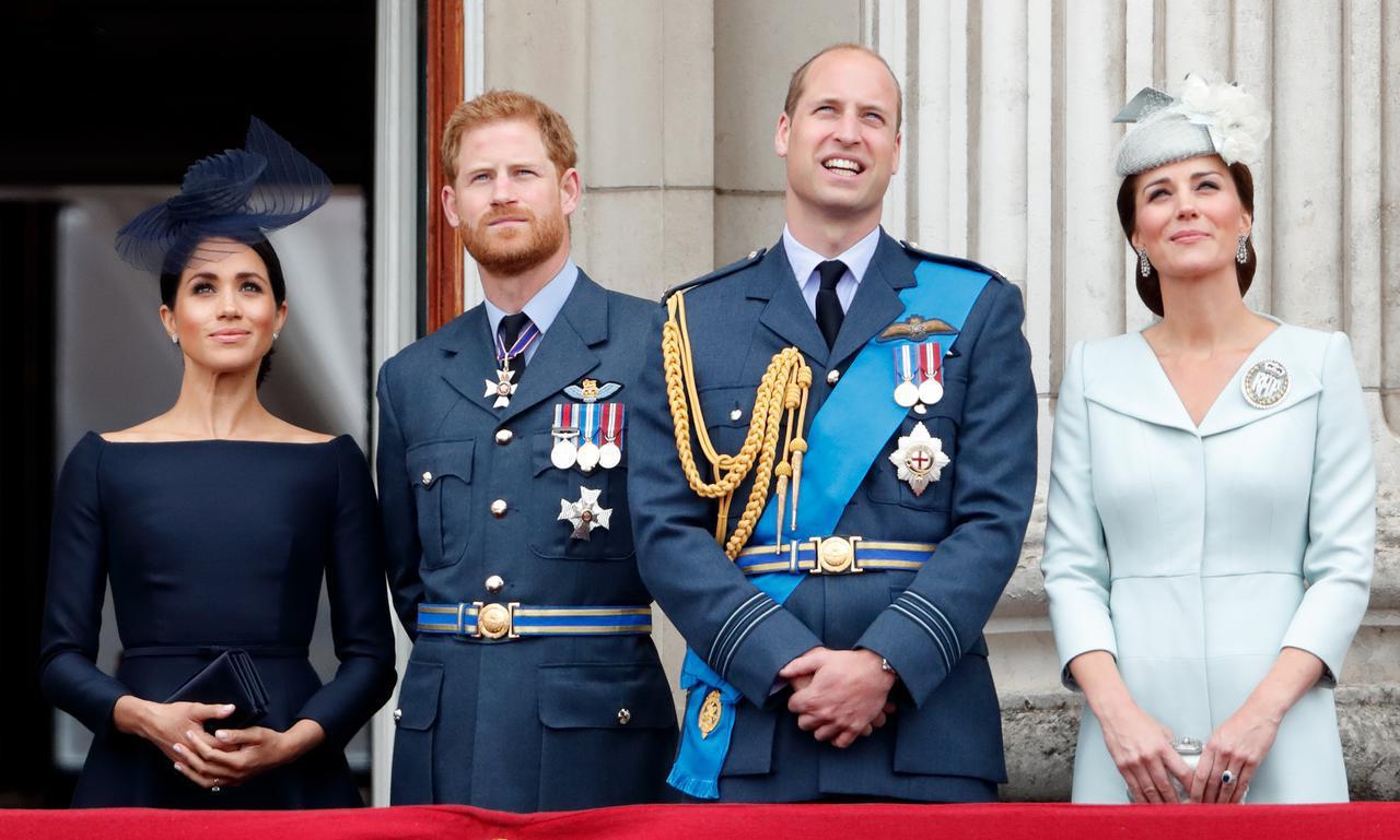 画像: ロイヤルファミリーに関する知識がないまま王室入り