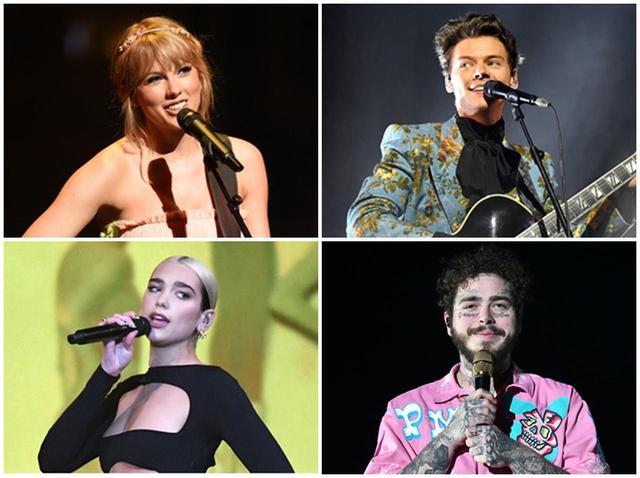 画像: テイラー、ビリー、BTS、ハリーなど、豪華23アーティストがグラミー賞でのパフォーマンス - フロントロウ -海外セレブ情報を発信