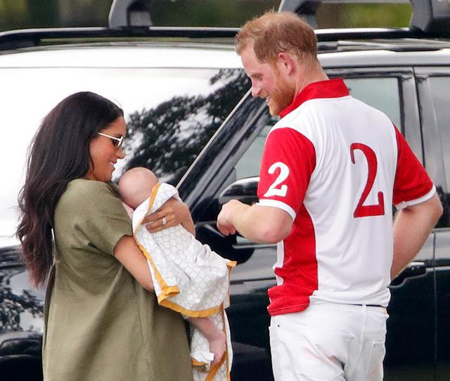 画像2: ヘンリー王子&メーガン妃長男アーチーの「肌の色」をめぐる会話