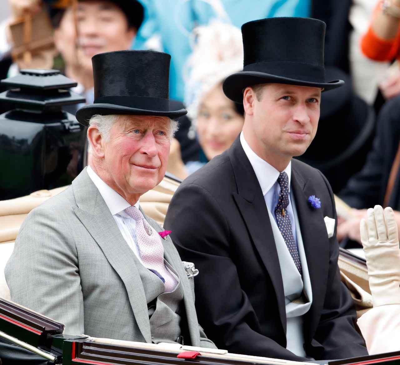 画像: ウィリアム王子とチャールズ皇太子は君主制の犠牲者
