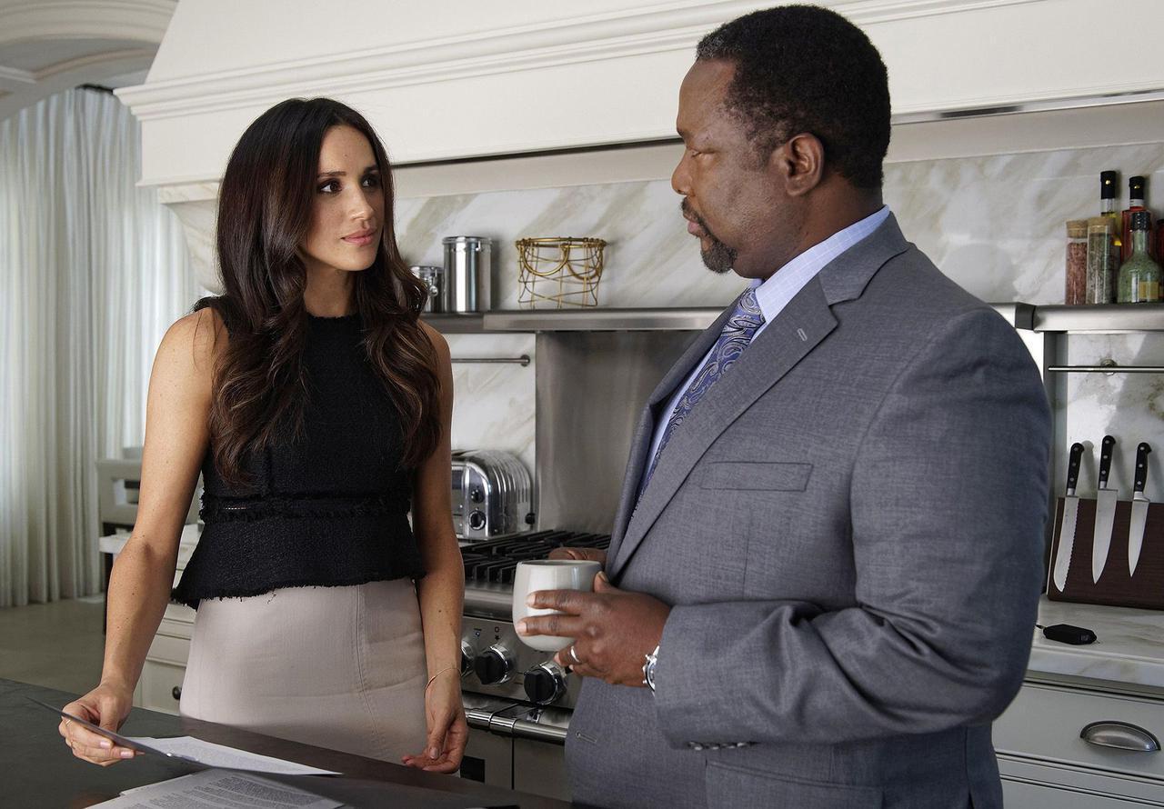 画像: インタビューには興味なしもメーガン妃の味方だと強調
