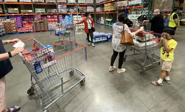 画像: コストコでの買い物テクとは?