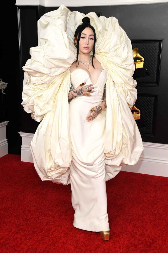 画像4: 第63回グラミー賞授賞式でセレブたちは何を着た?