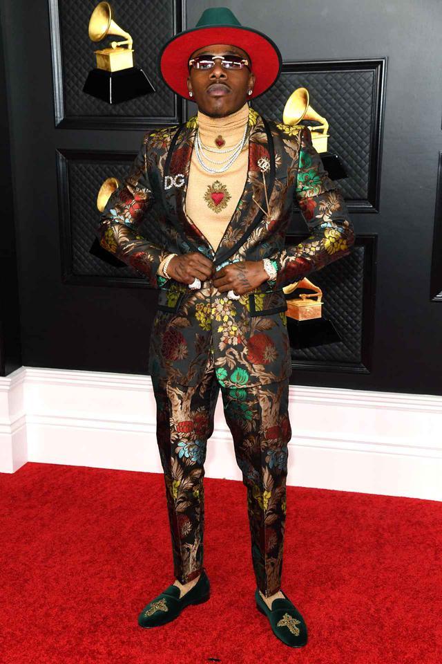 画像7: 第63回グラミー賞授賞式でセレブたちは何を着た?