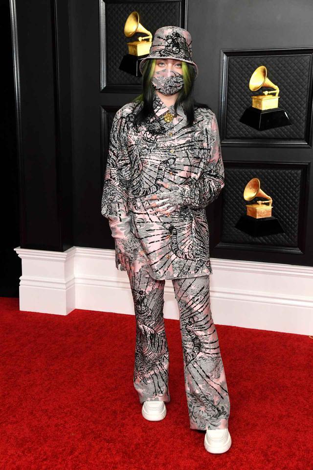 画像11: 第63回グラミー賞授賞式でセレブたちは何を着た?
