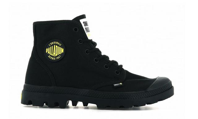 画像: PAMPA HI BE KIND パンパ ハイ ビカインド PRICE:10,450(税込)SIZE:25.0 - 28・29.0 cm COLOR:BLACK、YELLOW(S-Rush限定)